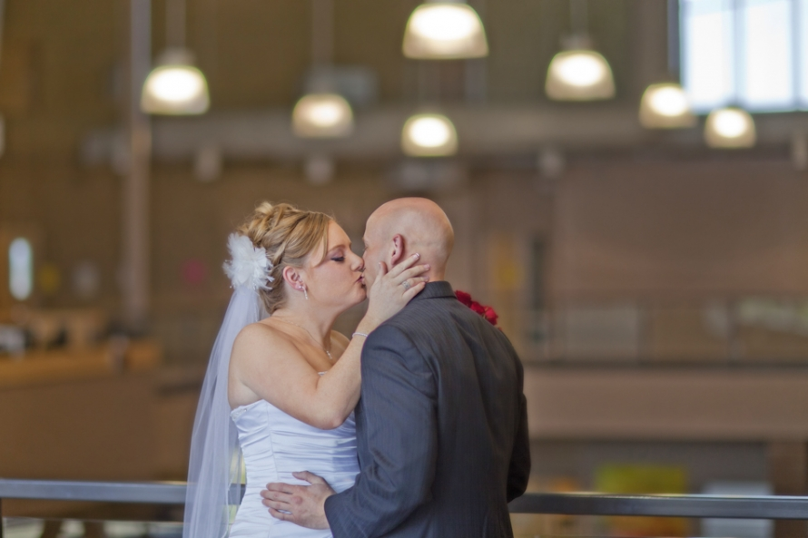 Hilton Garden Inn des moines iowa wedding photos
