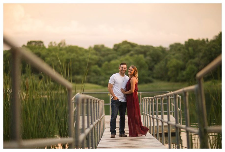 Courtney Brad June Lake Engagement Photos