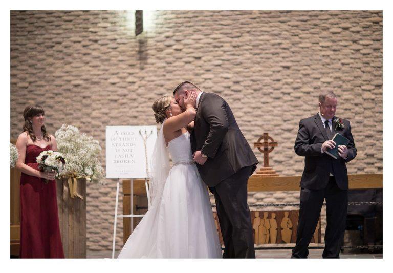 Petersen Wedding November 5 2016 Simpson College And